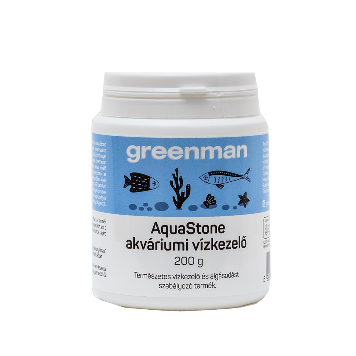 Akváriumkezelő termék